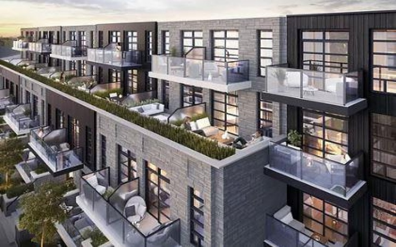 Town-House Pre-Construction In Toronto , ,Town-House,Pre-Construction,Finch Avenue West
