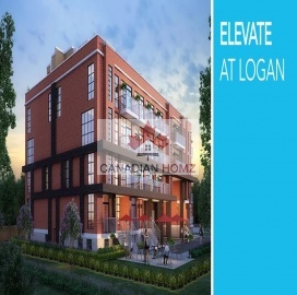 Town-House Pre-Construction In Toronto , ,Town-House,Pre-Construction, Logan Avenue