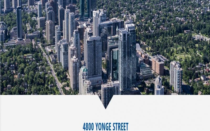 Condo Coming Soon In Toronto , ,Condo,Coming Soon, 4800 Yonge Street