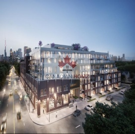 Condo Pre-Construction In Toronto , ,Condo,Pre-Construction,462 Eastern Avenue