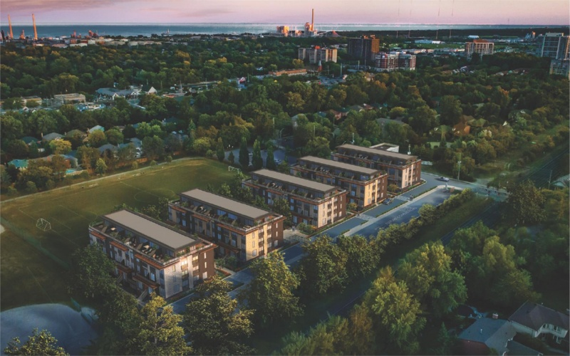 Town-House Pre-Construction In Mississauga , ,Town-House,Pre-Construction, Clarkson Road North