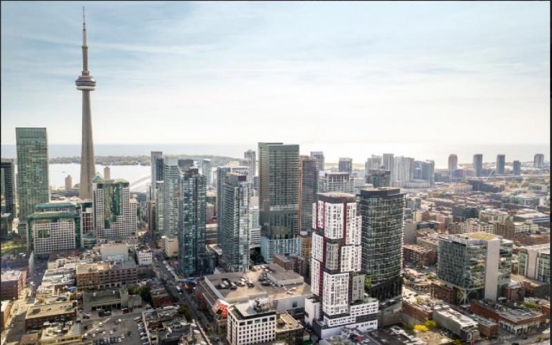 Condo Pre-Construction In Toronto , ,Condo,Pre-Construction,8 Widmer Street