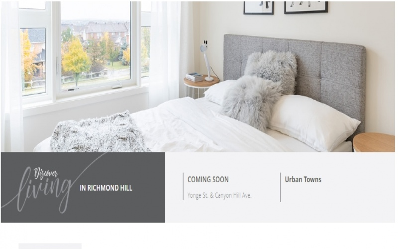 Town-House Coming Soon In Richmond Hill , ,Town-House,Coming Soon,Yonge St. & Canyon Hill Ave.