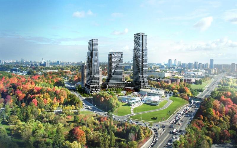 Condo Pre-Construction In Toronto , ,Condo,Pre-Construction,Eglinton Avenue East & Leslie Street