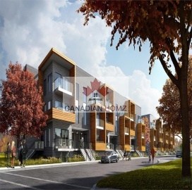 Town-House Pre-Construction In Mississauga , ,Town-House,Pre-Construction,2200 Bromsgrove Road