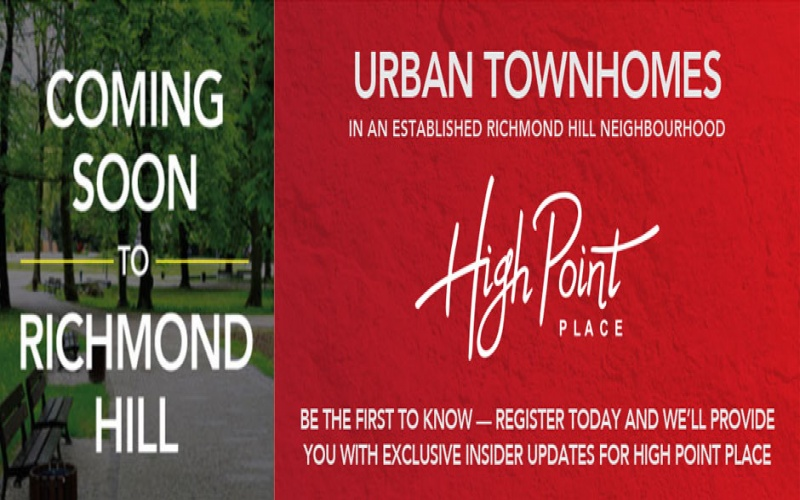 Town-House Coming Soon In Richmond Hill , ,Town-House,Coming Soon,60 Arnold Crescent