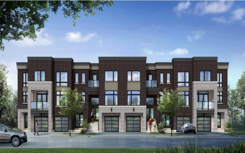Town-House For Sale In Pickering , ,Town-House,For Sale,747 Liverpool Road
