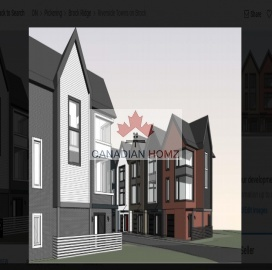 Town-House Pre-Construction In Pickering , ,Town-House,Pre-Construction,2165 Brock Road