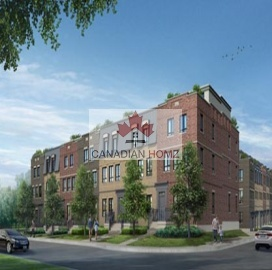 Town-House Coming Soon In Toronto , ,Town-House,Coming Soon,Caledonia Road and Rogers Road