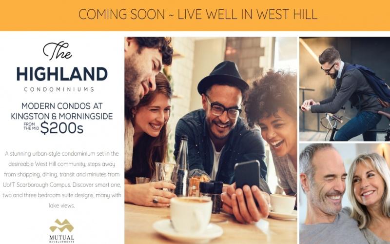Condo Coming Soon In Toronto , ,Condo,Coming Soon,4569 Kingston Road