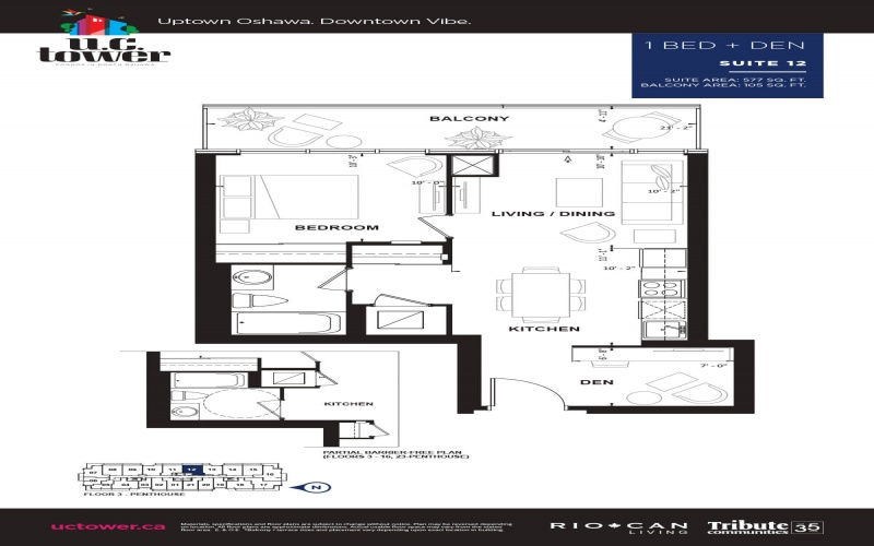 Apartment Pre-Construction In Oshawa , ,Apartment,Pre-Construction,2535 Thoroughbred Street