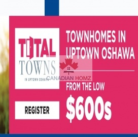 Town-House For Sale In Oshawa , ,Town-House,For Sale,800-805 Missom Gate