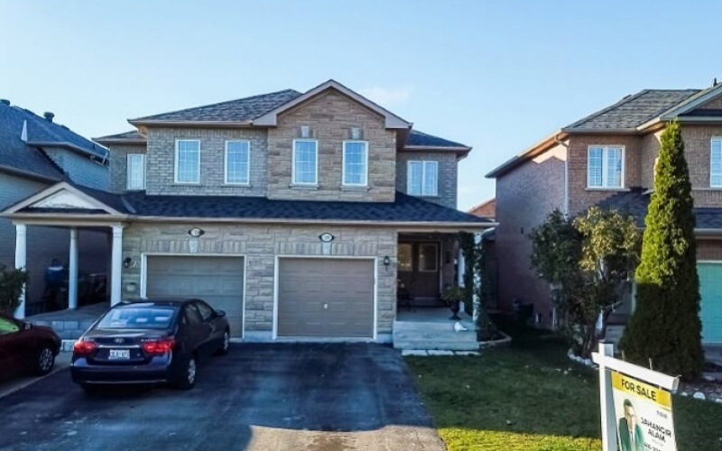 Semi-Detached For Sale In Mississauga , ,Semi-Detached,For Sale